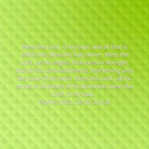 Bible Verse 1