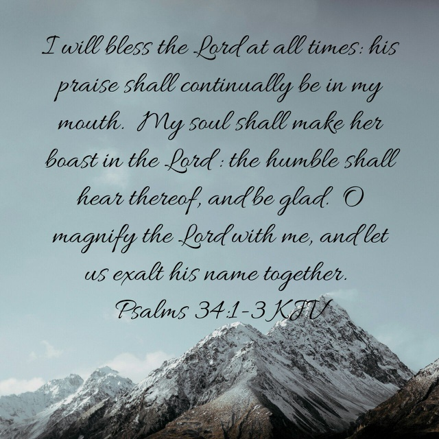 God is amazing!